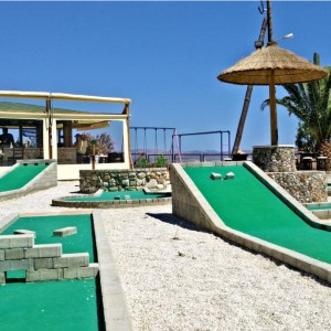 Mini Golf Karolos