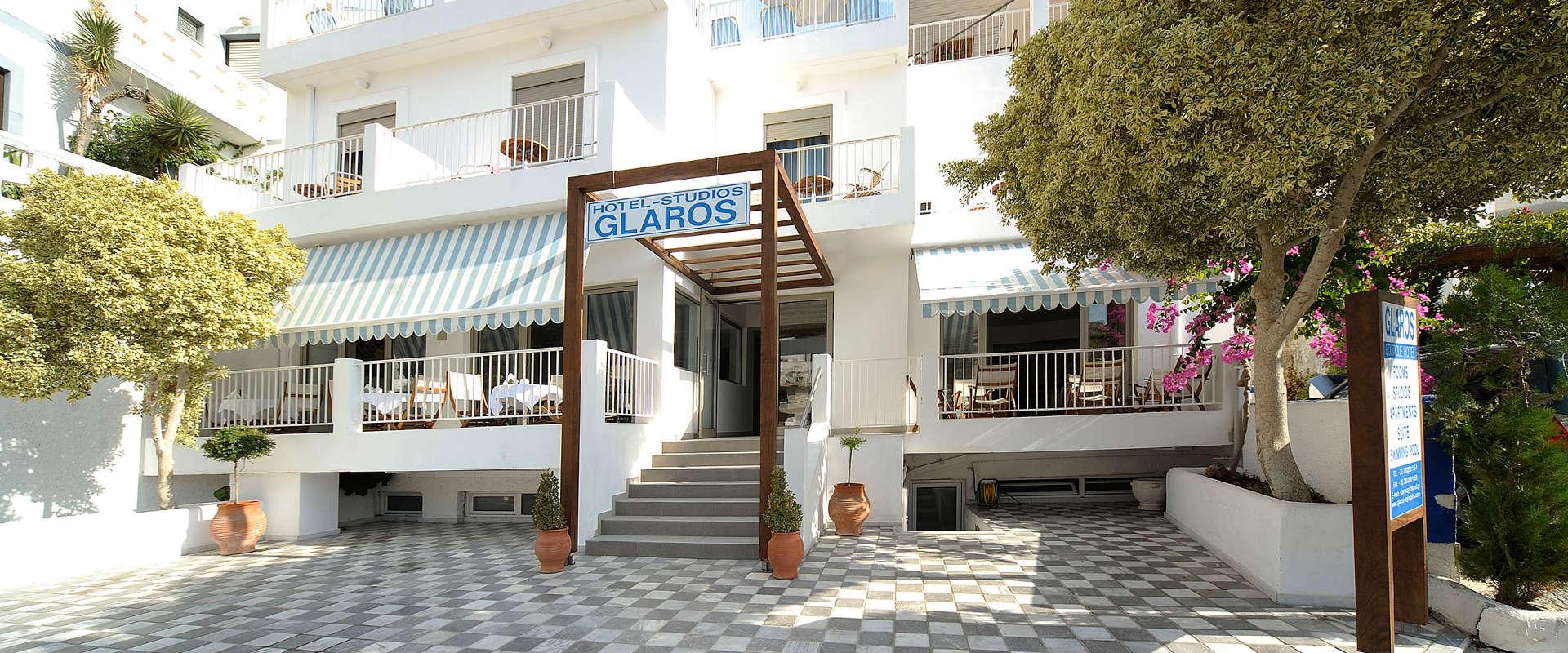 Glaros hotel for Boutique hotel glaros